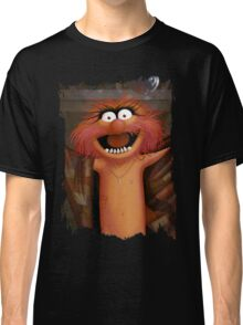 Muppet Maniacs - Animal as Buffalo Bill Classic T-Shirt