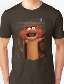 Muppet Maniacs - Animal as Buffalo Bill Unisex T-Shirt