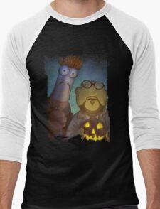 Muppet Maniacs - Beaker Myers & Dr. Honeyloomis Men's Baseball ¾ T-Shirt