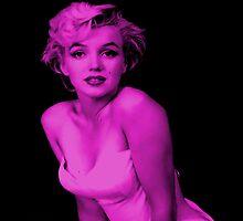 Marilyn Monroe by horsepainter