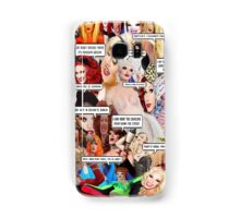 Ivy Winters & Jinkx Monsoon Collage Samsung Galaxy Case/Skin