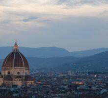 Firenze 1 Sticker
