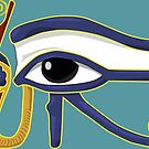 The Eye of Ra: Wedjet Lower Egypt by Aakheperure