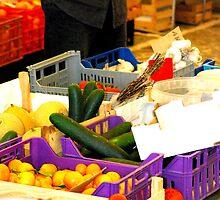 Vegtables, Lagos Weekly Market, Portugal by PaulStevens