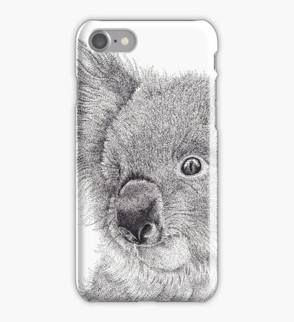 Sapphire The Koala iPhone Case/Skin