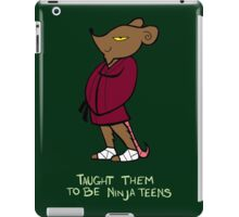 Teenage Mutant Ninja Turtles- Splinter iPad Case/Skin