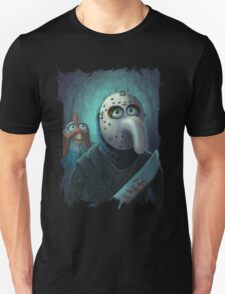 Muppet Maniacs - Gonzo Voorhees T-Shirt