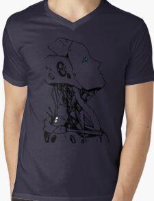 oculus wonder Mens V-Neck T-Shirt