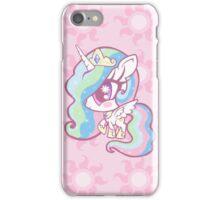 Weeny My Little Pony- Princess Celestia iPhone Case/Skin