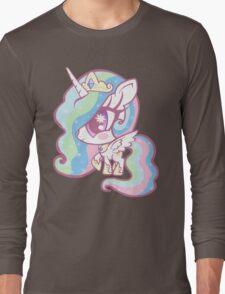 Weeny My Little Pony- Princess Celestia Long Sleeve T-Shirt