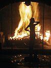 Winter Fire Dreaming by GemmaWiseman
