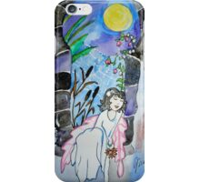 Blue dreams iPhone Case/Skin
