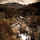 Fairy Pools by Roddy Atkinson