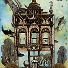 Octopus's House, Undersea by WinonaCookie