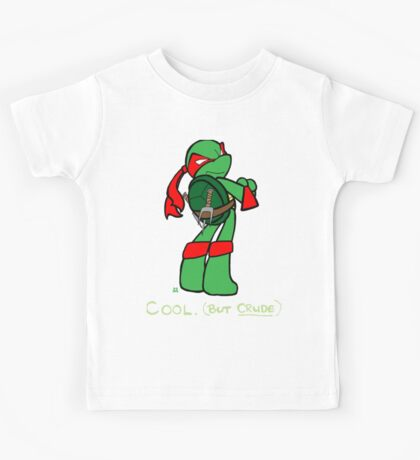 Teenage Mutant Ninja Turtles- Raphael Kids Clothes