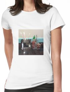 To Your Own Taste Womens Fitted T-Shirt