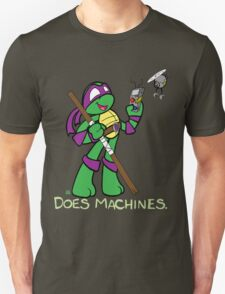 Teenage Mutant Ninja Turtles- Donatello T-Shirt