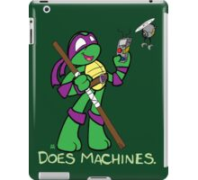 Teenage Mutant Ninja Turtles- Donatello iPad Case/Skin