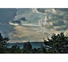 Multi-layered Sky Photographic Print