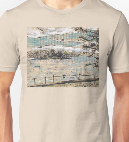 Clarke Island, from Darling Point Unisex T-Shirt