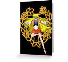 Sailor Venus Sailor Scout Greeting Card