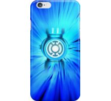 Blue Lantern iPhone Case/Skin