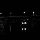 Harbor at Night by Sam Davis