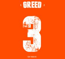 7 Deadly sins - Greed Kids Clothes