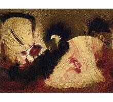 The Sleeping Lady Photographic Print