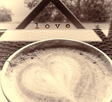 Cup of Love by Tracy Riddell