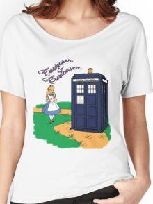 Curiouser & Curiouser Women's Relaxed Fit T-Shirt