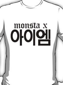 Monsta X I.M Name/Logo T-Shirt
