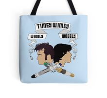 Timey Wimey Doctors Tote Bag
