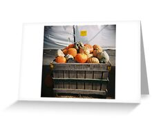 Fruit Farm, Pataskala, Ohio Greeting Card