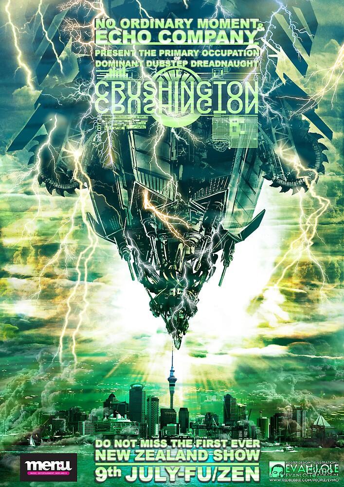 Crushington by Evan F.E. Lole
