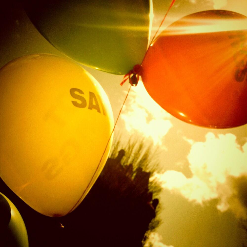 Balloon Sale - Portland Oregon by KeriFriedman