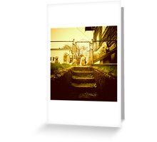 Piles of Pyranees - Portland, Oregon Greeting Card