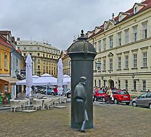 August Senoa, Zagreb, Croatia by Margaret  Hyde
