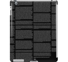 Max - In The Beginning... iPad Case/Skin