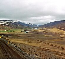 Highlands, Iceland by Margaret  Hyde