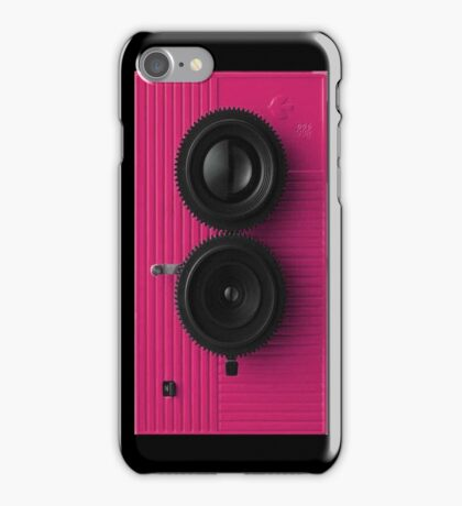 Kamen Rider Decade Blackbird Fly Pink iPhone Case iPhone Case/Skin