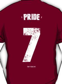 7 Deadly sins - Pride T-Shirt