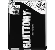 7 Deadly sins - Gluttony iPad Case/Skin