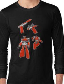 Z.A.P Wave Long Sleeve T-Shirt