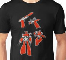 Z.A.P Wave Unisex T-Shirt