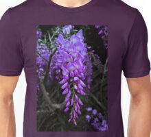 Blooming Wisteria Unisex T-Shirt