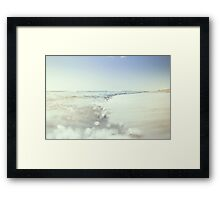 This is the end... Framed Print