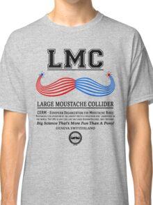 LMC - The Large Moustache Collider Classic T-Shirt