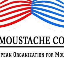 LMC - The Large Moustache Collider Sticker