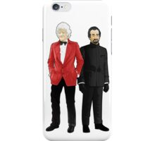 Doctor Who - Third Doctor and The Master iPhone Case/Skin